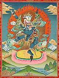 Dakini Simhamukha - 33416