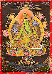 Green Tara - 33837