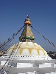 The Stupa of Bodnath