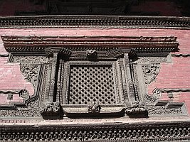 Newari Carving