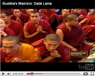 CNN reports about the Dalai Lama.