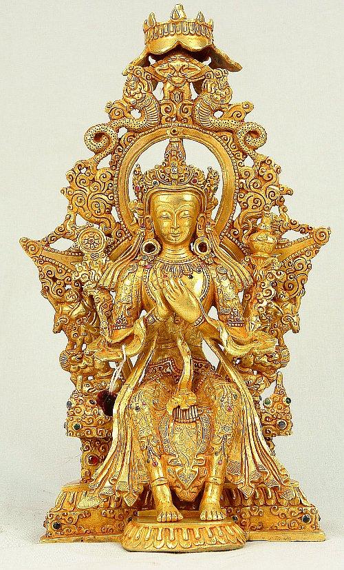 Maitreya Buddha Artelino