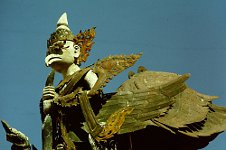 Garuda Bird - from a Temple in Mandaly.
