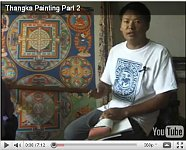 Thangka Painting Video - Part II