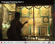 Thangka Painting Video - Part III