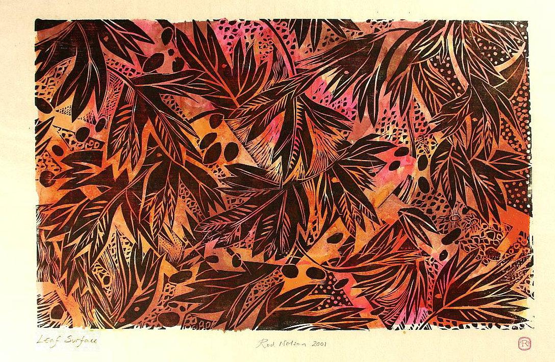leaf-surface