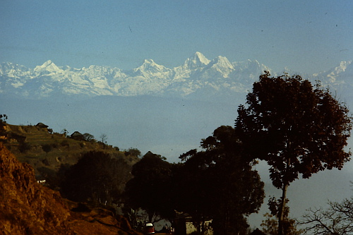 view-on-himalayas