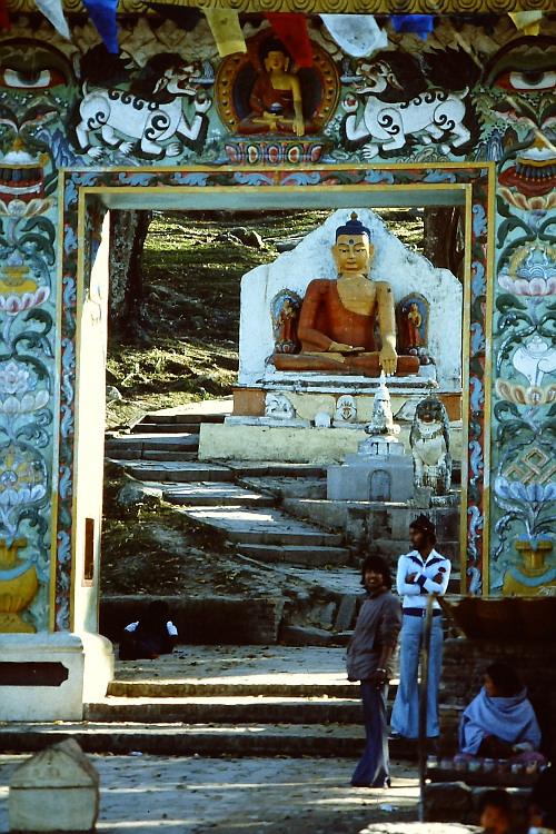 swayambhunath-entrance