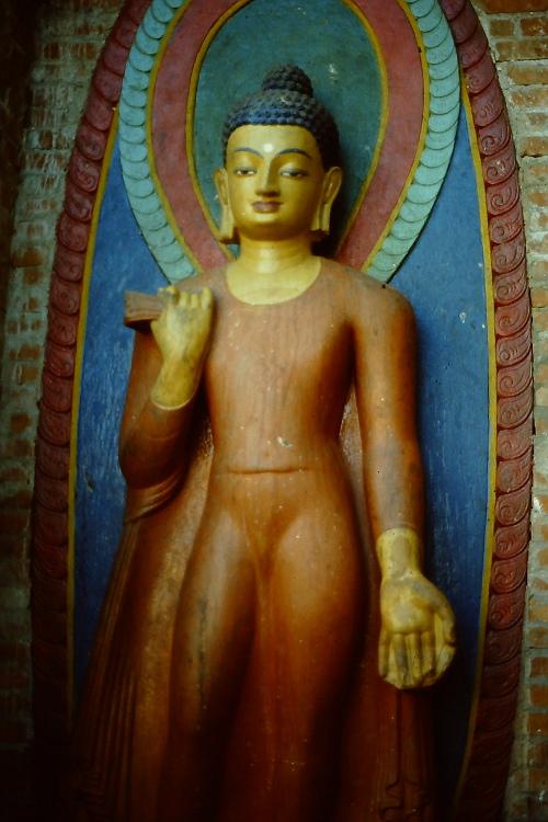 buddha-image-swayambhunath