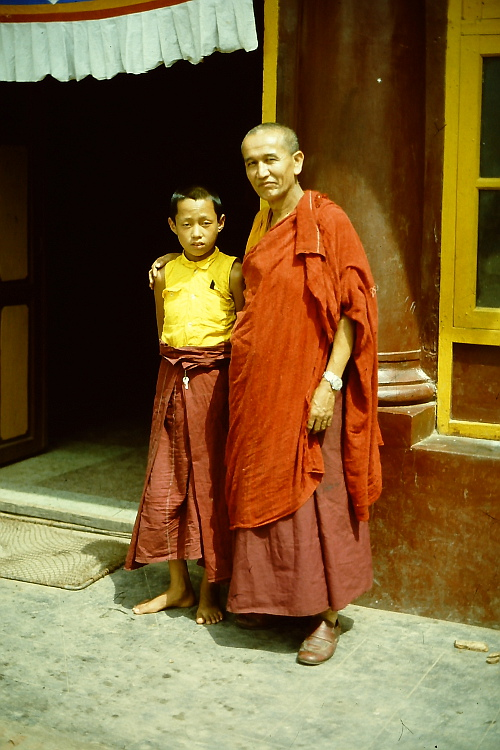 buddhist-monks