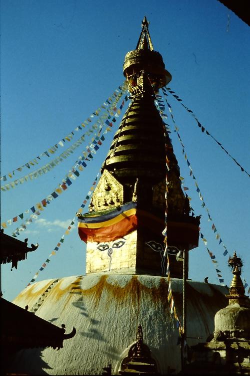 stupa-of-swayambhunath