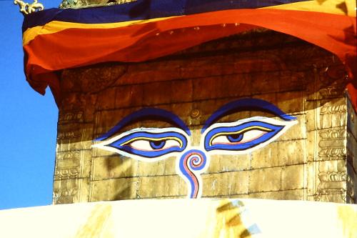 stupa-swayambhunath