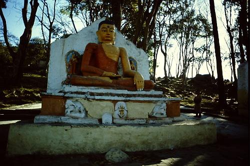 swayambhunath-hill