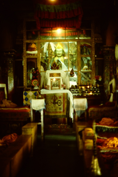 tibetan-altar