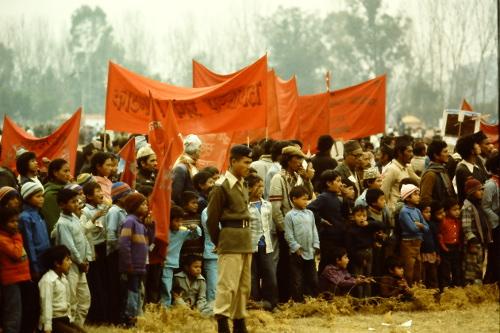 demonstration-kathmandu