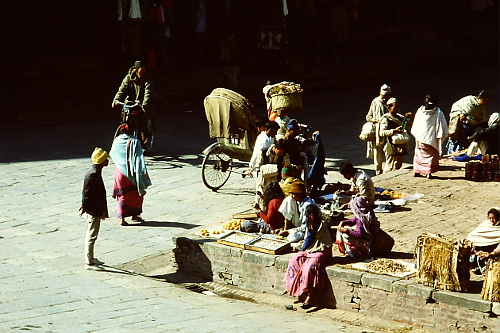 street-scene-kathmandu