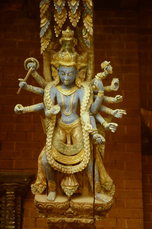 temple-roof-strut