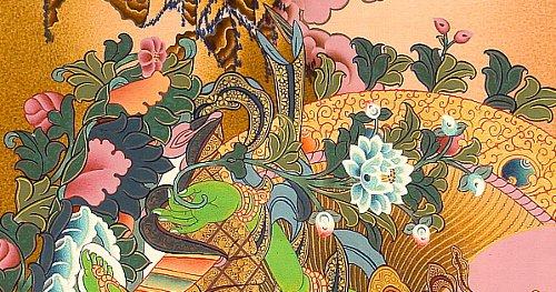 Lotus Flower In Buddhism Artelino