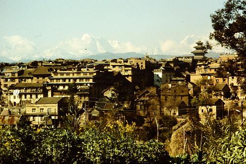 bhaktapur-view