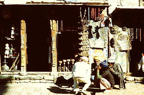street-scene-bhadgaon