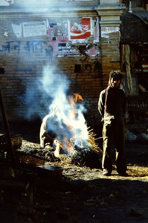 warming-fire-bhadgaon