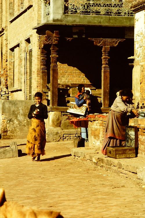street-scene-bodnath