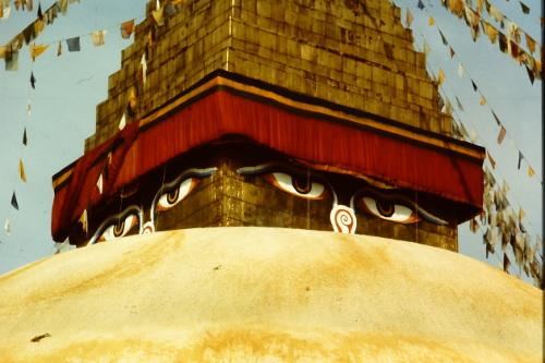 stupa-in-bodnath