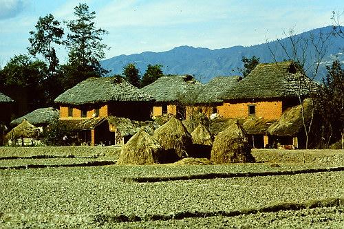village-nepal