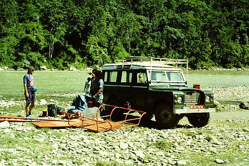 rafting-start