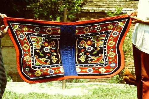 Tibetan Saddle Rugs Artelino